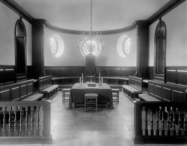 Chamber in House of Burgesses APUSH-magoosh