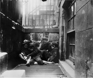 Jacob Riis photograph-Gospel of Wealth APUSH-magoosh