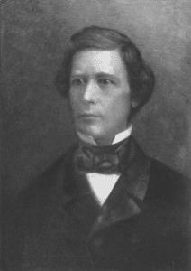 Portrait of David Wilmot-Wilmot Proviso APUSH-magoosh