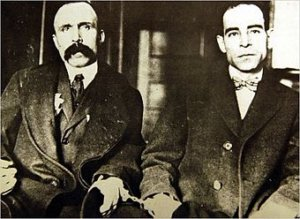Photograph-Sacco and Vanzetti APUSH-magoosh