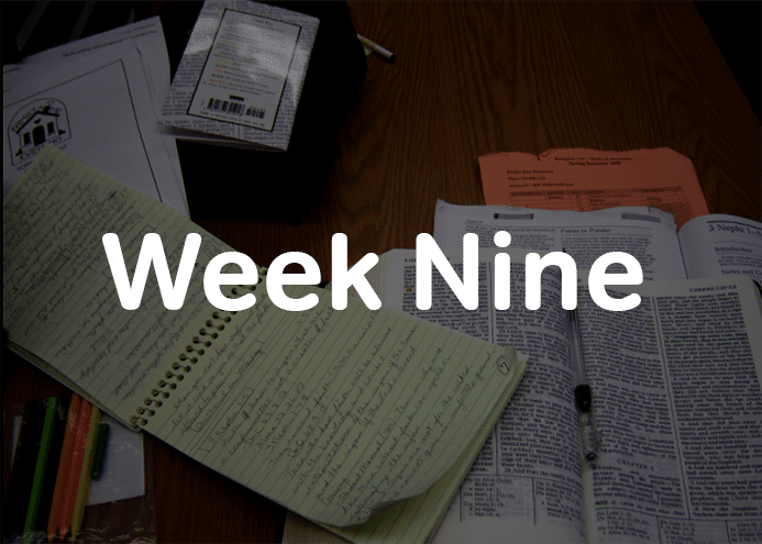 Week 9 of six month SAT study schedule-magoosh