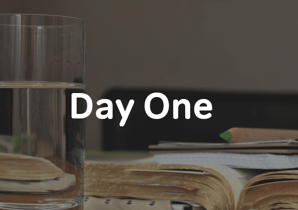 Day 1 of one week SAT study schedule-magoosh