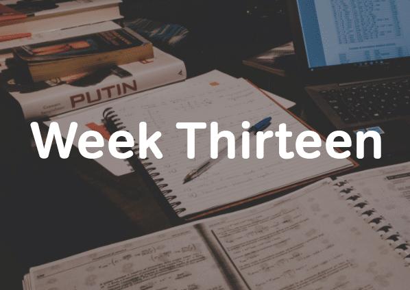 Week 13 of six month SAT study schedule-magoosh