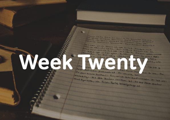 Week 20 of six month SAT study schedule-magoosh