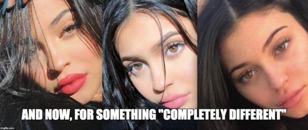 Spot the difference in these Kylie photos - sat writing practice magoosh