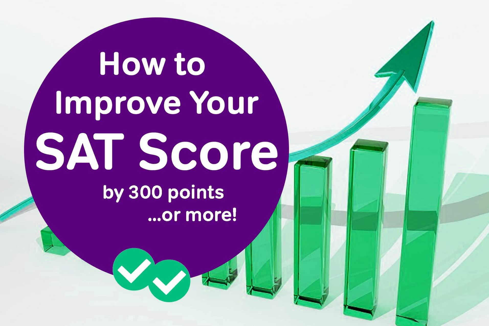 how to improve your SAT score -magoosh