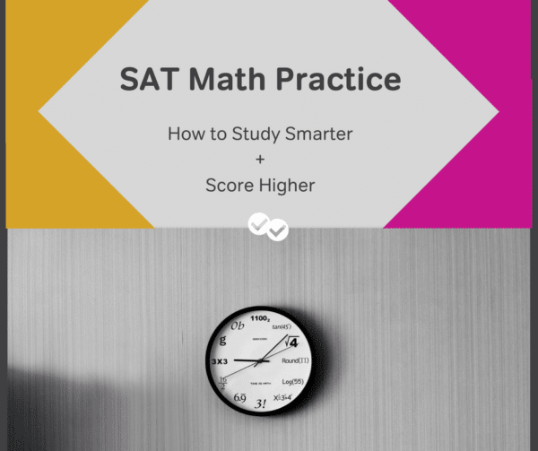 SAT Math Practice-magoosh