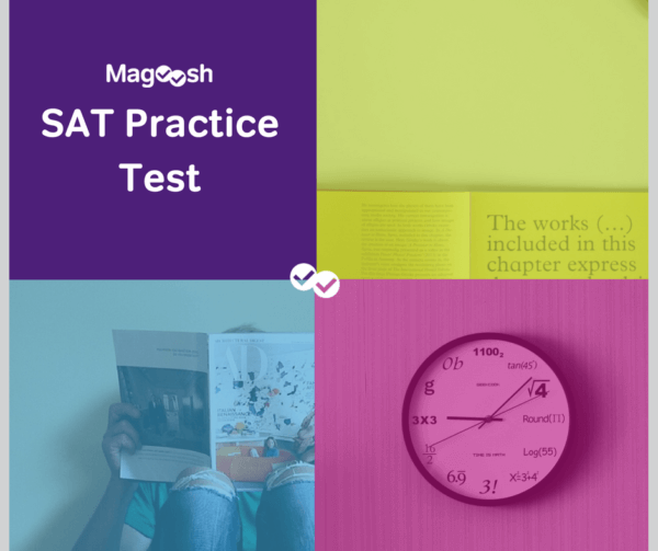 SAT Practice Test Magoosh