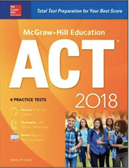 Best act prep books read these act prep book reviews and pick the best act books 2017 2018 magoosh fandeluxe Images