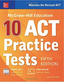 Best act prep books read these act prep book reviews and pick the best act books 2017 2018 magoosh fandeluxe Gallery