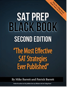 SAT Prep Black Book - Magoosh review of the best SAT books