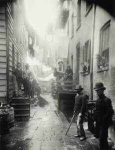 Bandit's Roost by Jacob Riis-apush themes social movements-magoosh