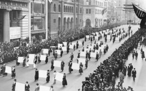 suffragist movement-apush themes social movements-magoosh