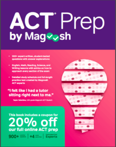 Best act prep books read these act prep book reviews and pick the best act books magoosh fandeluxe Images