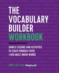 Vocabulary Builder Workbook-magoosh