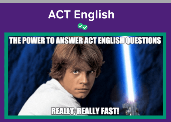 ACT English Test