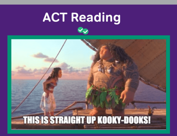 ACT Reading Test