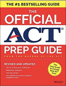 The Official ACT Prep Guide 2018 -magoosh