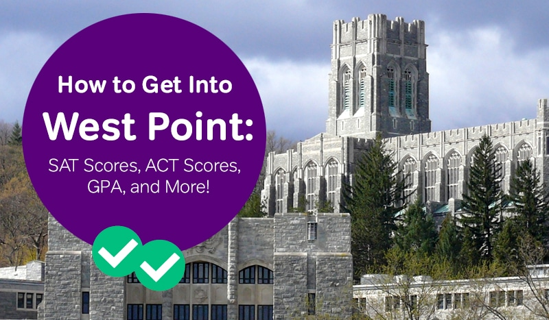 how to get into west point -magoosh
