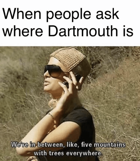 dartmouth admissions -magoosh
