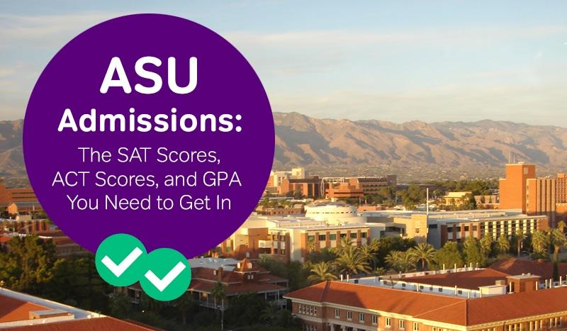 ASU admissions -magoosh