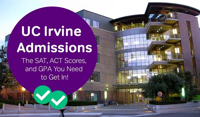 uc irvine admissions -magoosh