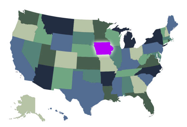 SAT Scores By State -Magoosh