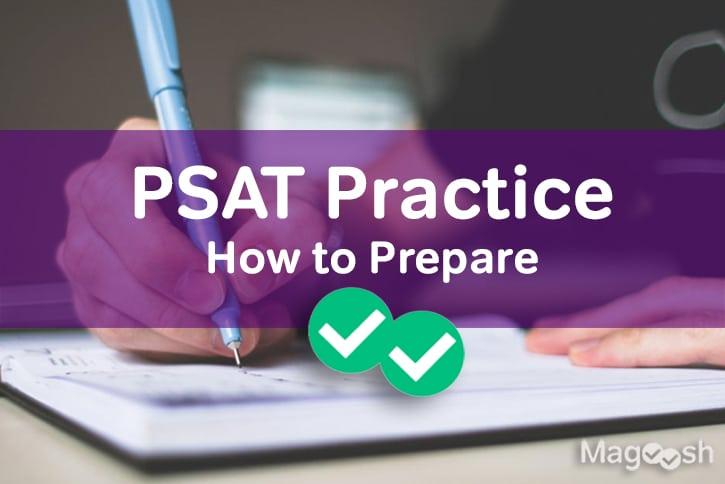PSAT practice -Magoosh