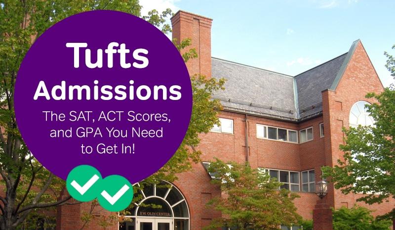 tufts admissions - magoosh