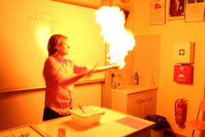 science experiments as one of the teaching strategies