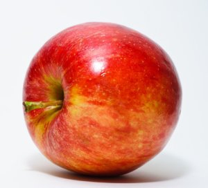 red apple as a brain food for studying