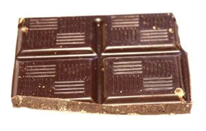 dark chocolate is brain food for studying