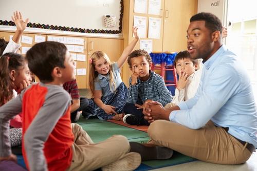 reasons people become teachers