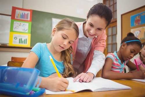Elementary Classroom Students ~ A to z elementary school student teaching necessities
