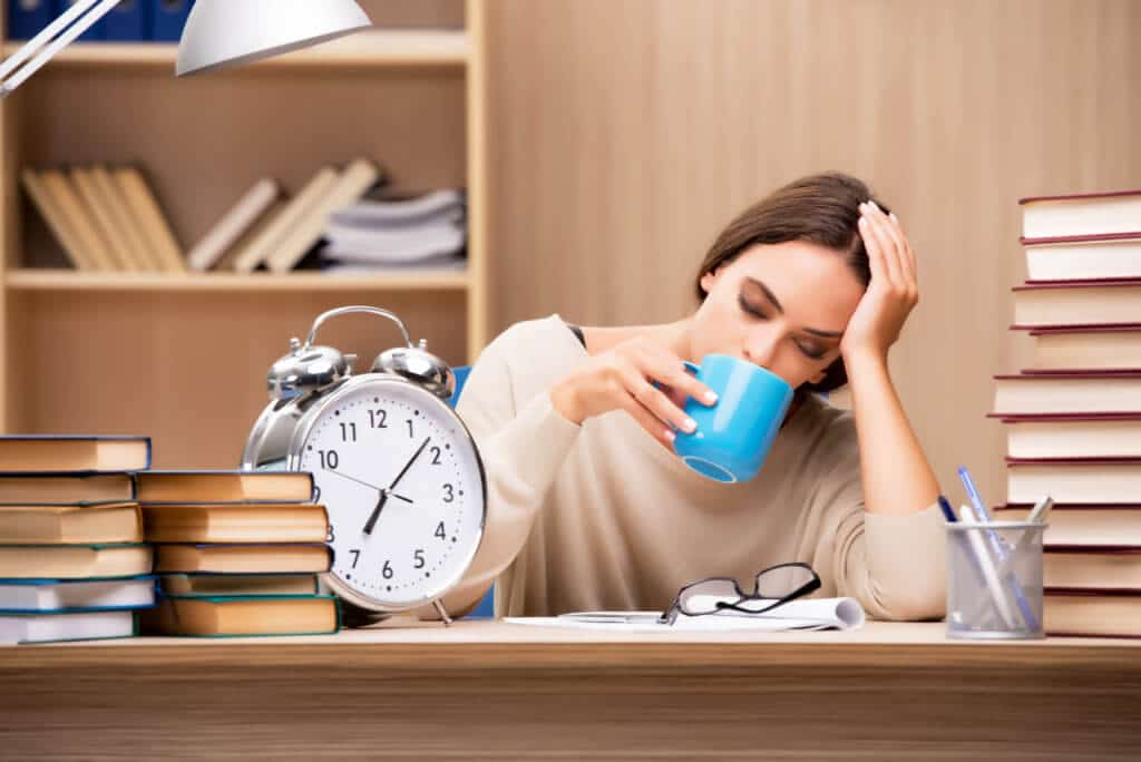 tips to keep you awake while studying