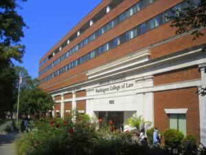 American University Washington College of Law - Public Interest Law Schools
