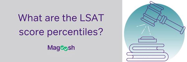 What are the LSAT score percentiles?-magoosh
