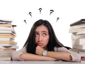 What are the top five LSAT don'ts?