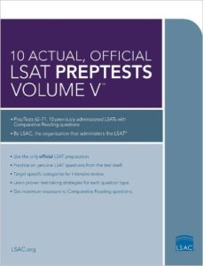 best lsat prep books