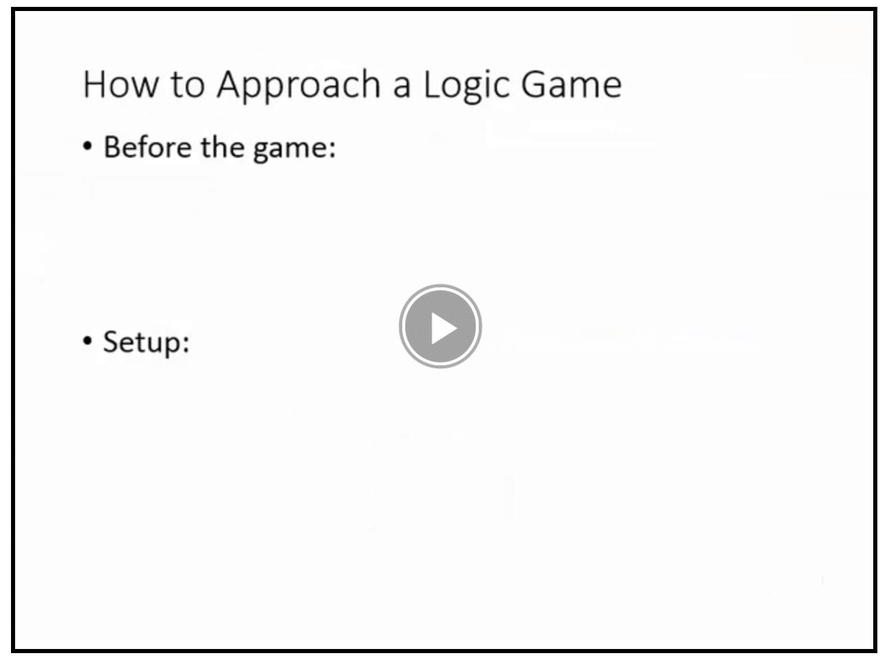 Lsat Logic Games Complete Guide Magoosh Lsat Blog