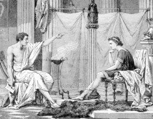 LSAT reading practice, aristotle - magoosh
