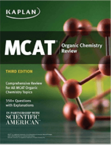 Kaplan Organic Chemistry Review
