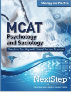 Next Step MCAT Psychology and Sociology