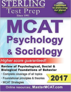 Sterling Test Prep - Mcat psychology and sociology