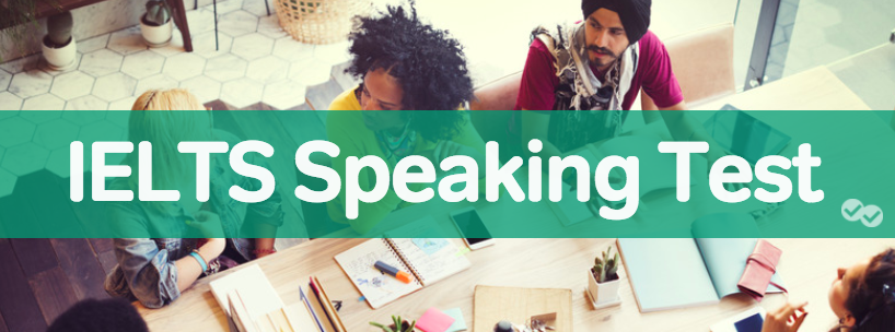 IELTS Speaking -magoosh