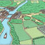 Cómo describir un mapa en el IELTS: tarea 1 del Writing Académico