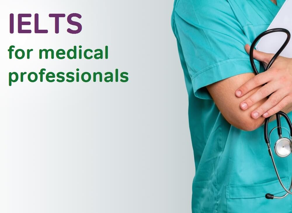 ielts medical professionals