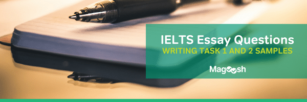 IELTS writing samples - magoosh
