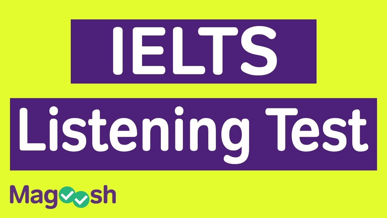 Complete Guide To Ielts Listening Magoosh Blog Electrical Schematic And Blueprint Reading Course Syllabus