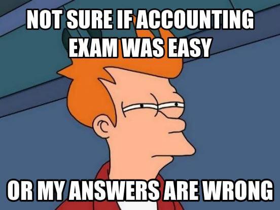 Funny Exam Memes Tumblr : Cpa test jokes and memes magoosh